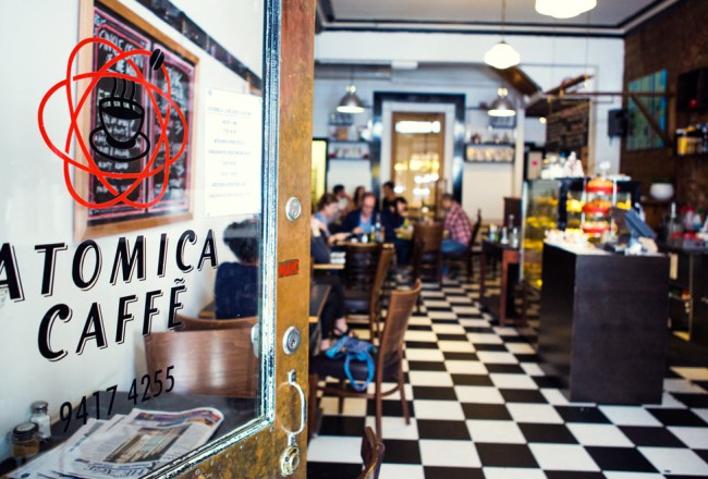 Atomica Coffee photo gallery