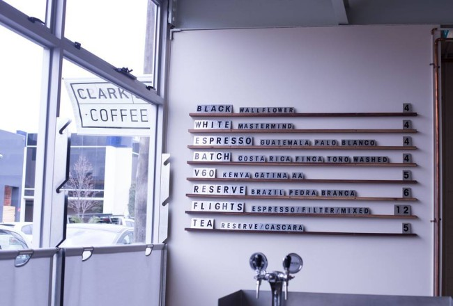 Clark St Coffee photo gallery