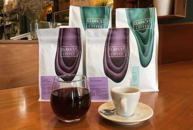 Clark St Coffee photo gallery