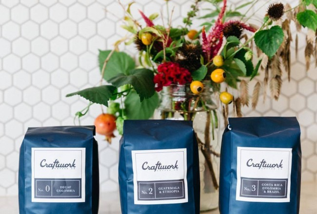 Craftwork Roasting Co. photo gallery