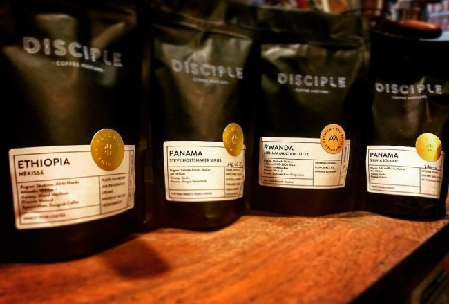 Disciple Coffee Roasters photo gallery