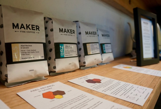 Maker Fine Coffee photo gallery