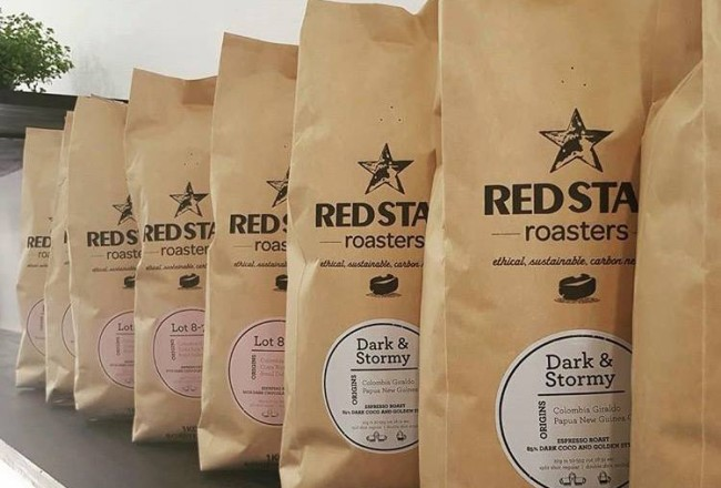 Red Star Coffee Roasters photo gallery