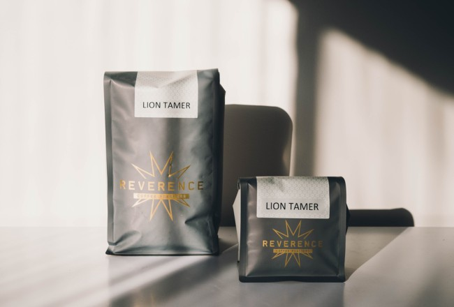 Reverence Coffee Roasters photo gallery