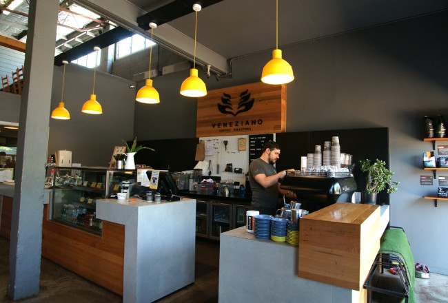 Veneziano Coffee Roasters photo gallery
