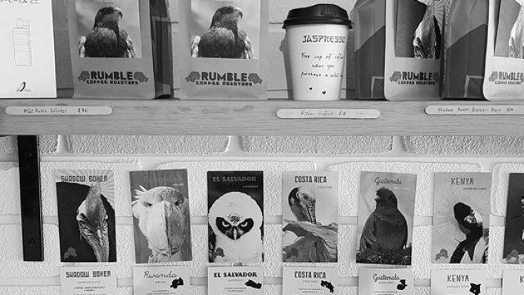 Rumble Coffee Roasters